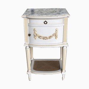 Antiker französischer Nachttisch