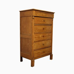Antique French Fruitwood Dresser