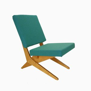 Mid-Century Model FB18 Scissor Chair by Jan Van Grunsven for UMS Pastoe