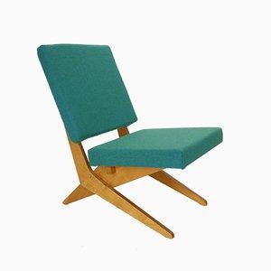 Mid-Century Modell FB18 Scissor Stuhl von Jan Van Grunsven für UMS Pastoe