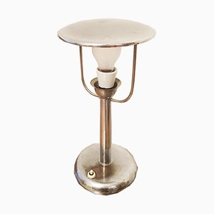 Vintage Steel Table Lamp from Napako