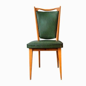 Vintage Scandinavian Dining Chair from Monobloc, 1960s