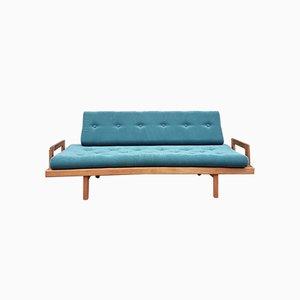 Mid-Century Danish Velvet Sofa, 1960s