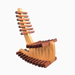 Vintage Rocking Chair, 1970s