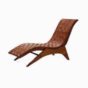 Brasilianischer Sessel von José Zanine Caldas für Móveis Artísticos Z, 1950er