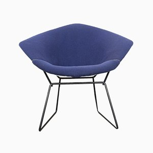 Model 421 Diamond Lounge Chair by Harry Bertoia for Knoll Inc. / Knoll International, 1960s