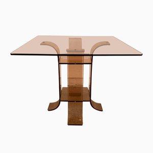 Table Basse en Lucite, France, années 60