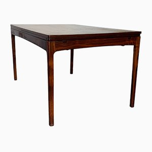 Rosewood Dining Table by Bordum & Nielsen, 1960s