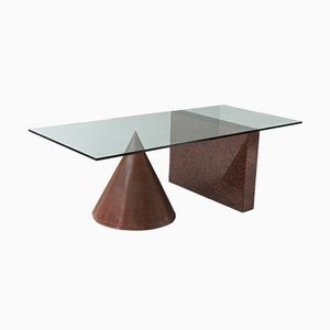 Dining Table by Massimo and Lella Vignelli, 1984