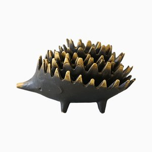 Brass Modular Ashtray by Walter Bosse for Hertha Baller, 1950s