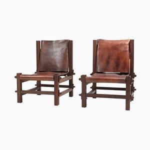 Brasilianischer Stuhl aus Jacaranda, 1960er