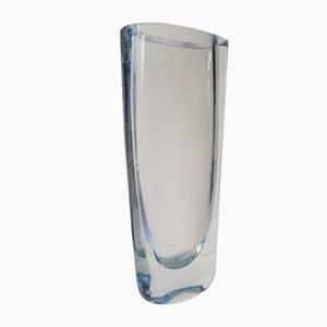 Crystal Vase from Strombergshyttan, 1950s