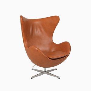 Chaise Œuf par Arne Jacobsen pour Fritz Hansen, 2009