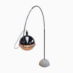 Lámpara de pie Mid-Century de Fabio Lenci para Guzzini