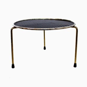 Metal Plant or Side Table, 1970s