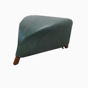 Leather Excalibur Ottoman by Jan Armgardt for Leolux, 1990s