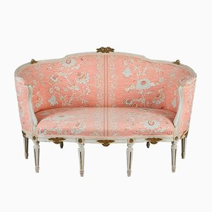 Antique Gustavian Style Sofa