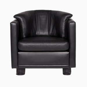 Vintage Leather Armchair from Leolux