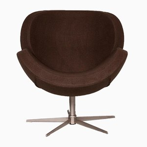 Vintage Brown Swivel Chair from BoConcept
