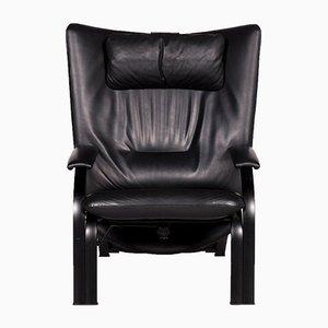 Vintage Leather Armchair from WK Wohnen