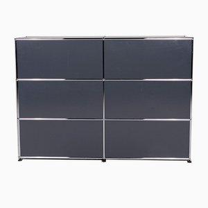 Vintage Metal Cabinet from Usm Haller