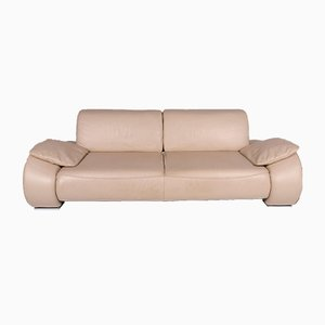 Vintage Leather 3-Seat Sofa from Musterring