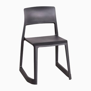 Vintage Plastic Side Chair from Vitra