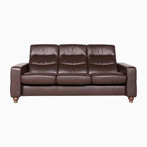 Vintage Leather 3-Seat Sofa from Stressless