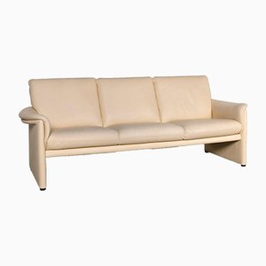 Vintage Leather 3-Seat Sofa from COR