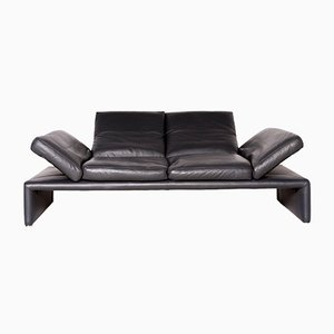 Vintage Leather 2-Seat Sofa from Koinor