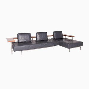 Vintage Leather Corner Sofa from Rolf Benz