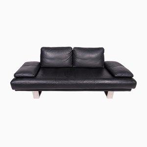 Vintage Leather 2-Seat Sofa by Kein Designer