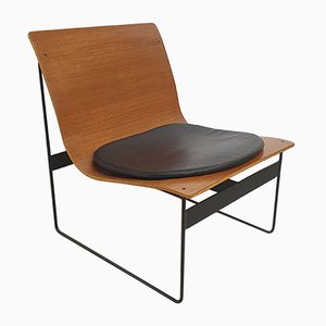 Mid-Century Lounge Chair by Günter Renkel for Rego, 1950s
