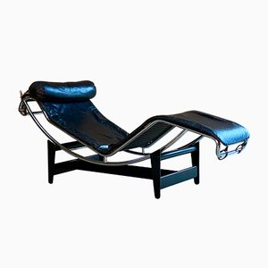 Model LC4 Chaise Lounge by Le Corbusier for Cassina, 1960s
