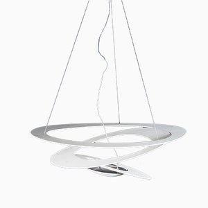 Lampada da soffitto di G.M. Scutella per Artemide, anni '90