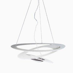 Lámpara de techo de GM Scutella para Artemide, años 90