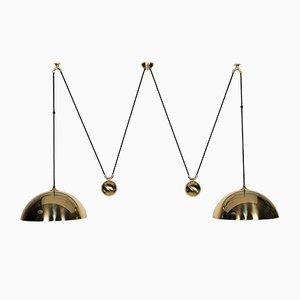 Lampe à Suspension par Florian Schulz, années 80