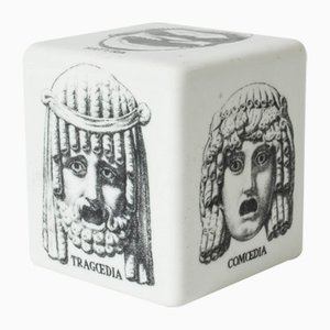 Ceramic Paperweight by Atelier Fornasetti for Fornasetti, 1950s