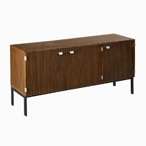 Wooden Sideboard by Pierre Guariche for Meurop, 1960s