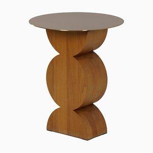 Table d'Appoint Modèle Constantin par Dino Gavina pour Studio Simon, 2000s