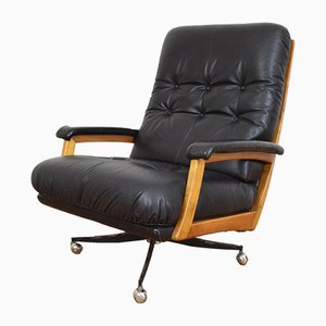 Mid-Century German Swivel Chair, 1970s