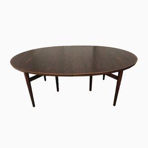 Table de Salle à Manger Modèle 212 en Palissandre par Arne Vodder pour Sibast, 1960s