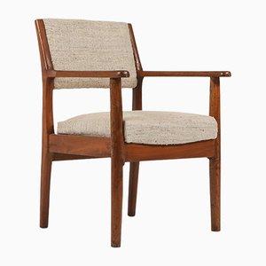 Chandigarh Armlehnstuhl von Pierre Jeanneret, 1960er