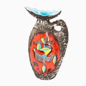 Vase en Céramique de Pugi, 1950s
