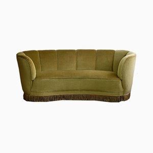 Vintage Banana Sofa