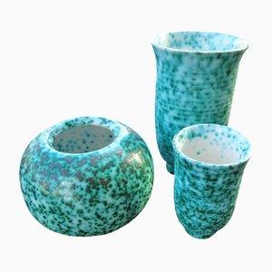 Vases from Elchinger, 1950s, Set of 3