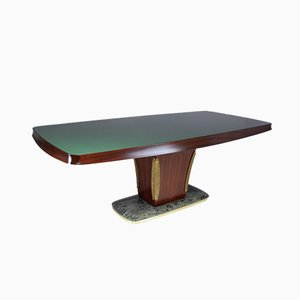 Mid-Century Italian Dining Table by Vittorio Dassi