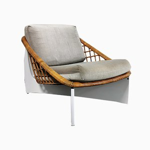 Dutch Model Rokato Lounge Chair by Jonkers Pastoe for Pastoe, 1960s