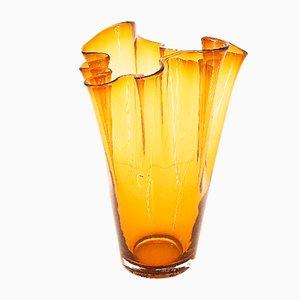 Vintage Vase aus Muranoglas, 1970er