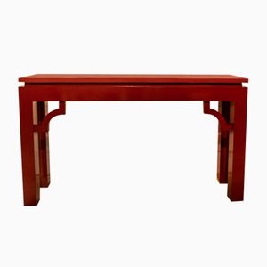 Italian Console Table from Mario Sabot, 1970s